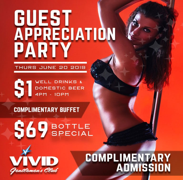 VIVID Guest Appreciation